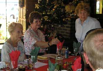 Kennel Club Christmas Lunch