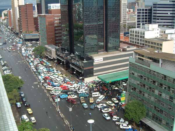 "Harare ""Petrol sighted"" in 2002"