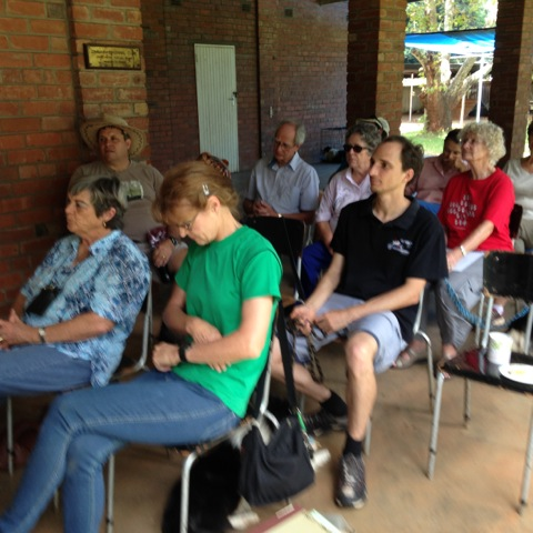 Working Breeds Club of Mashonaland AGM 22 Feb 2015